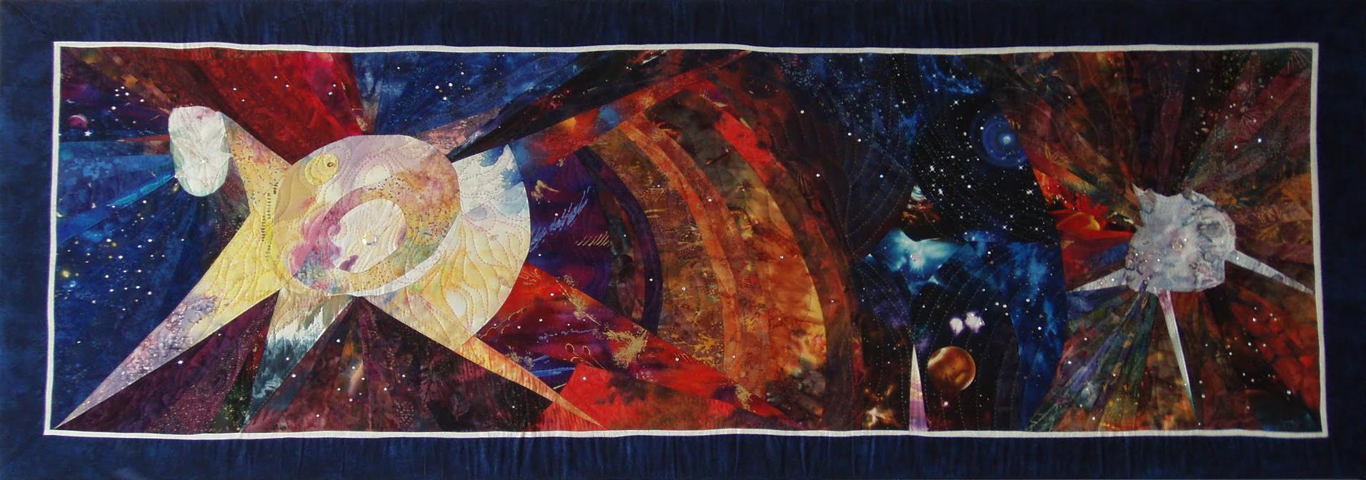 Supernova Quilt